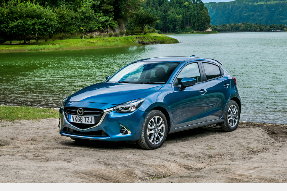 Welcome to the Mazda2 digital press pack