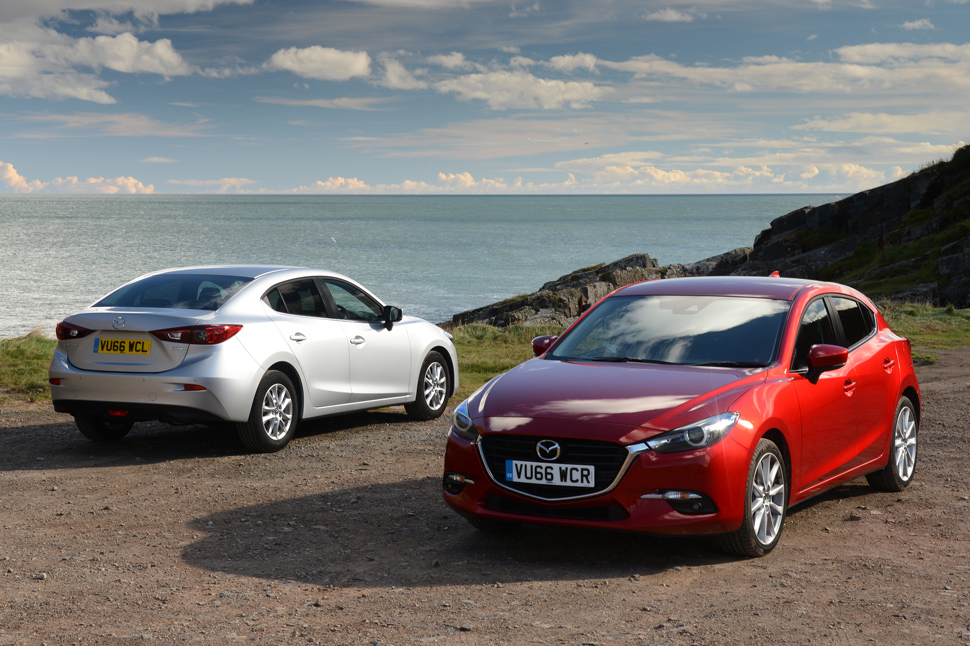 Welcome to the Mazda3 digital press pack