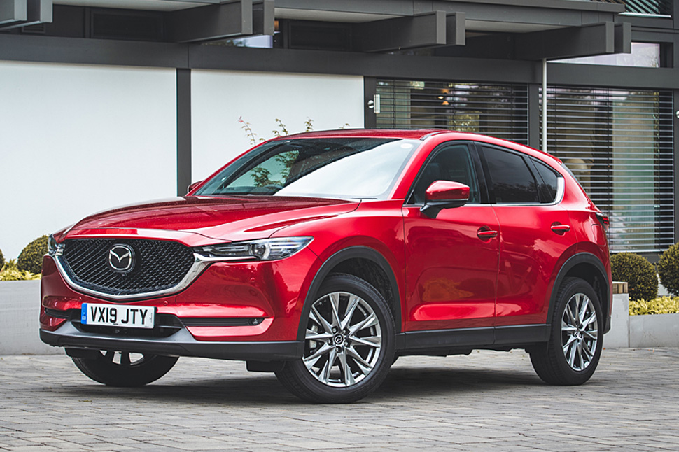 Welcome to the Mazda CX-5 digital press pack