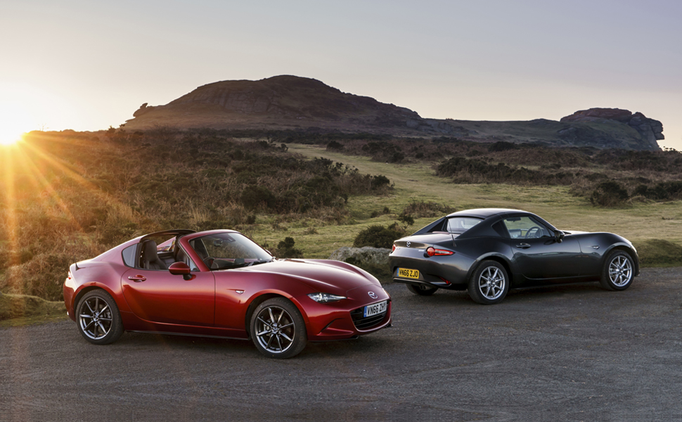 Welcome to the Mazda MX-5 RF digital press pack